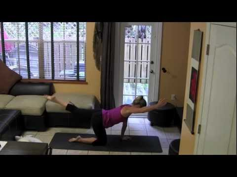 8-Minute Workout: Pilates for a Longer, Leaner Look ...