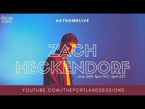 Zach Heckendorf #AtHomeLIVE
