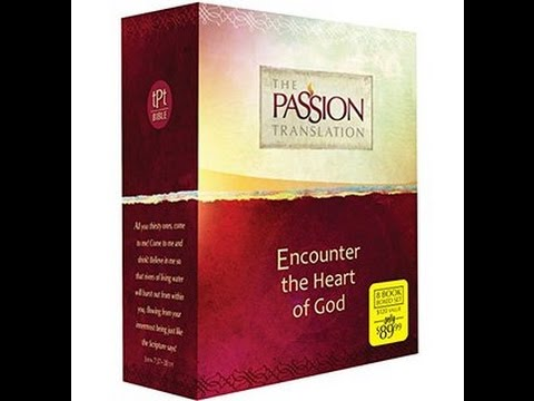 Heretical Passion Bible Translation- 'Apostle' Brian Simmons- New  Apostolic Reformation-