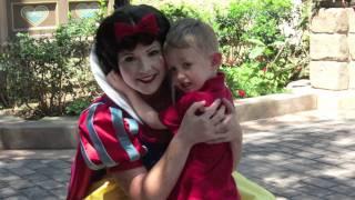 Ryan's First Trip to Disney World