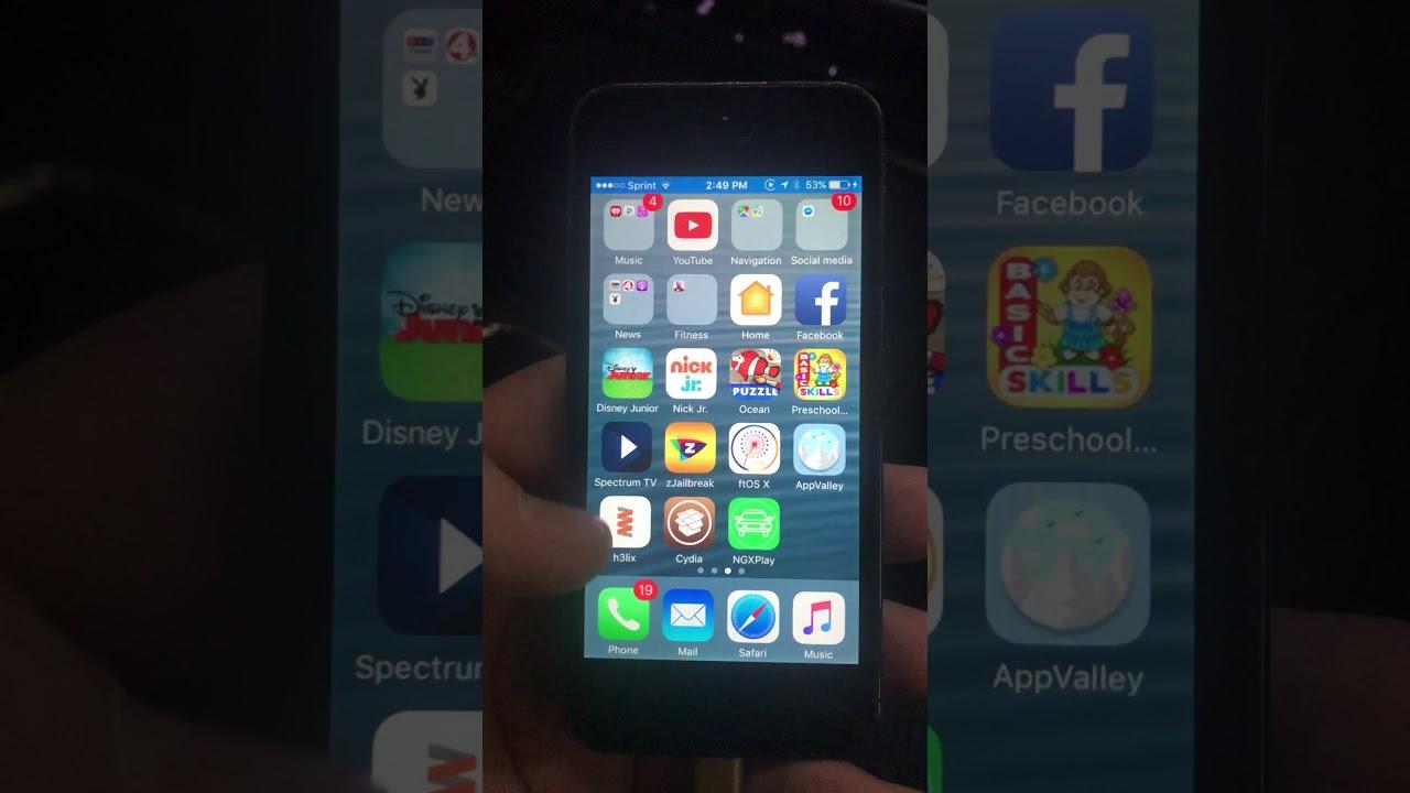 2014 2015 Silverado apple carplay upgrade  iPhone 5 hack for adding apps to  carplay