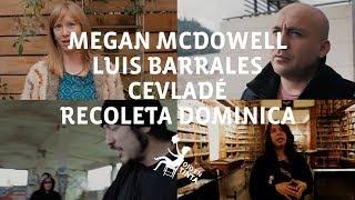 Megan McDowell y Luis Barrales en Ojo en Tinta / T3 C10