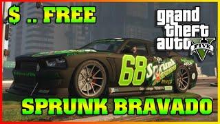 SPRUNK BRAVADO | Fully Upgraded | Cunning Stunts GTA 5 Online DLC