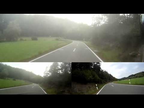 GoPro True 3D Ride - Eltville to Braubach - Full HD