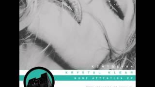 (KCMTDL004) Krystal Klear - My Love Is Burning