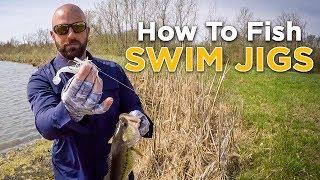 Essential SWIM JIG Bass Fishing Tips To Land MORE Fish