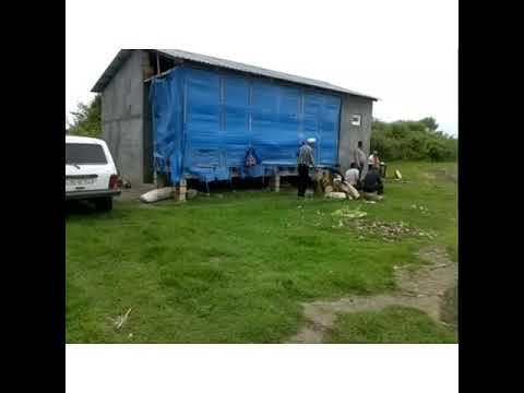 Cultivation virginia tobacco Zaqatala 2017