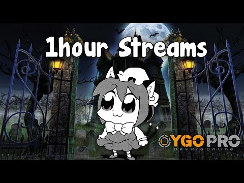 1hour long stream on YGOPRO : Ridin' Solo!