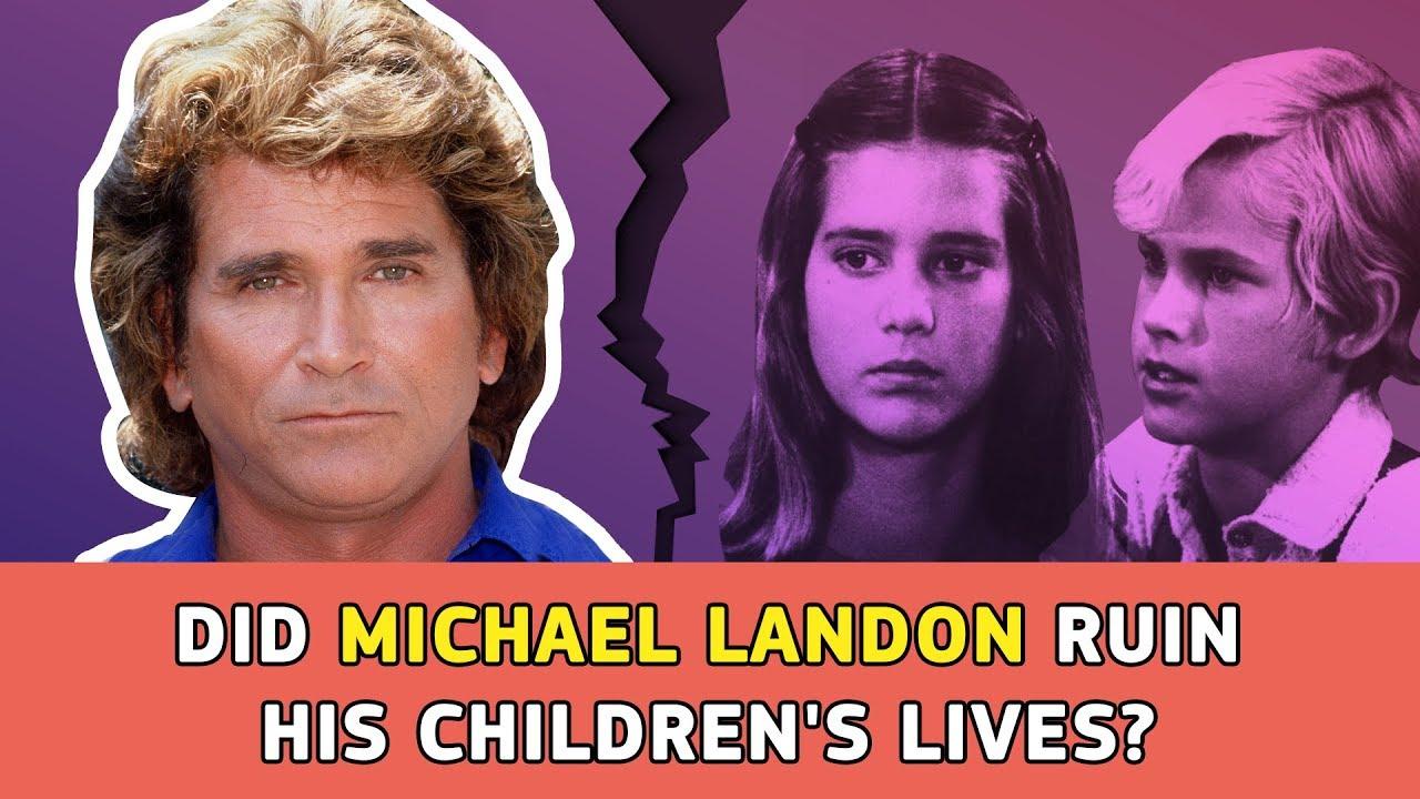 Michael Landon Childrens Tragic Real Life Stories Ossa Youtube