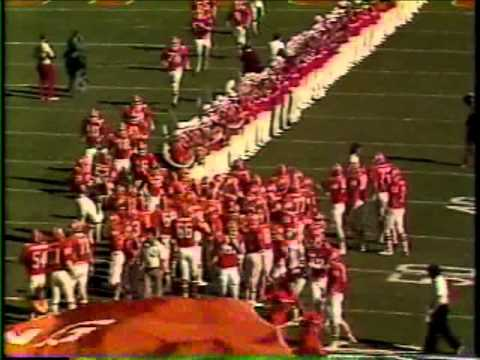 Clemson USC Football 1978 Running Down Hill - YouTube