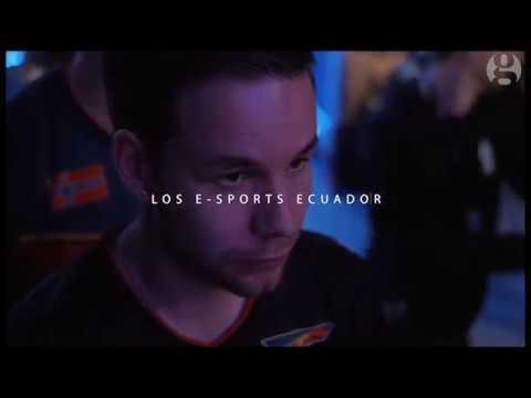 Quito Game Show 2018 GMV