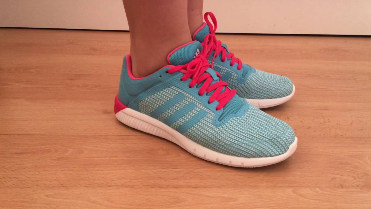 low priced be229 f041b ADIDAS CLIMACOOL FRESH 2 ON FEET - YouTube