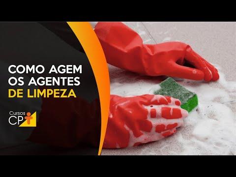 Clique e veja o vídeo Como agem os agentes de limpeza de acordo com os resíduos que sua empresa produz