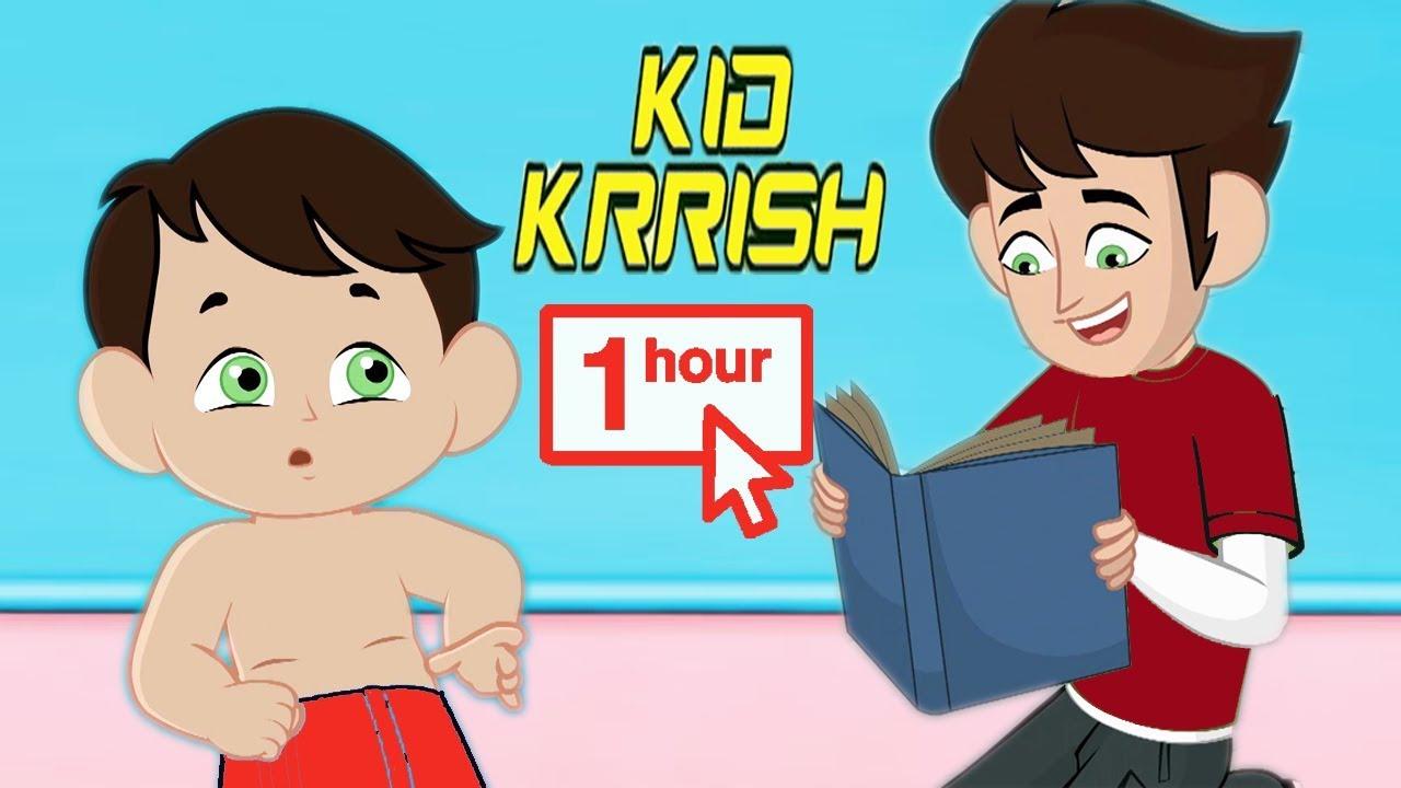 Kid Krrish Full Movie | kid Krrish Movie 1 | Full Movie in Hindi | Hindi Cartoons For Children