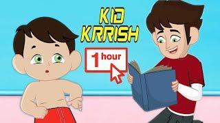 Kid Krrish Full Movie | Kind Krrish Film 1 | Voller Film in Hindi | Hindi Cartoons für Kinder