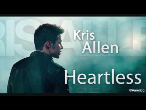 Kris Allen  Heartless album Version