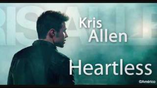 Kris Allen - Heartless (album Version)