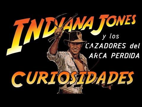 Indiana Jones y los Cazadores del Arca Perdida (1981)-Curiosidades