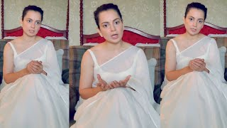 मेरा शोषण कर रहे है  - Kangana Ranaut New Video Against Whole System #india #kanganaranaut