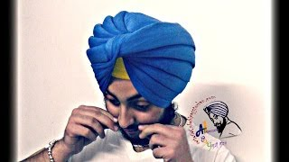 Repeat youtube video Patiala Shahi Pagg | | With whole detail | Contact :- 9803862208