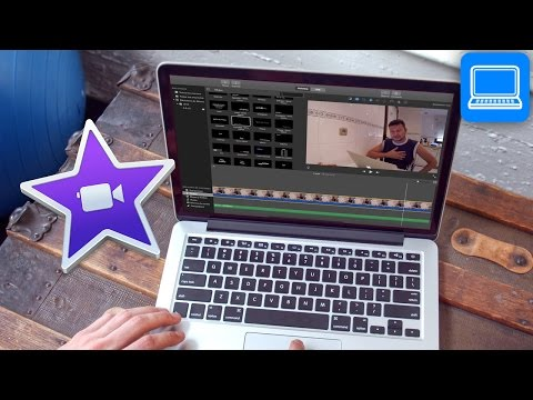 Download Youtube: iMovie, como editar videos facilmente en Mac