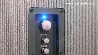 UnBoxing Intex IT 10500 Tower Speakers by AKS