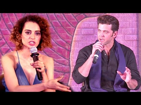 ANGRY Kangana Ranaut's Mind Blowing Reply To Hrithik Roshan's INSULT In Public