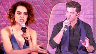 ANGRY Kangana Ranaut& 39 s Mind Blowing Reply To Hrithik Roshan& 39 s INSULT In Public