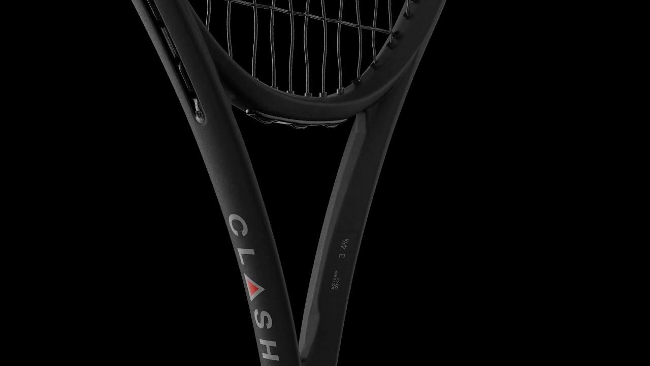 The Racket Revolution - Wilson Clash   Wilson Sporting Goods