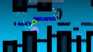 Geometry Dash Auto Level: Squid Melody (blue)