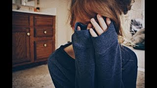 Sad Girl Hidden Face Dps for facebook || Unique and latest Whatsapp DPS