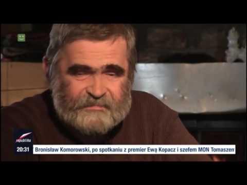 Janusz Rewiński - wywiad w Republice - 04.2015