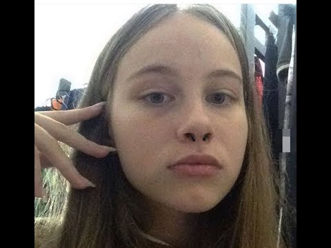 Старшая дочь Саши Задойнова грустит в инстаграм ))