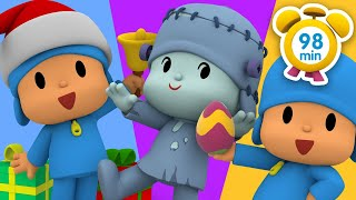✨ POCOYO in ENGLISH -Special Episodes 2019 [98 minutes] |Full Episodes |VIDEOS and CARTOONS for KIDS