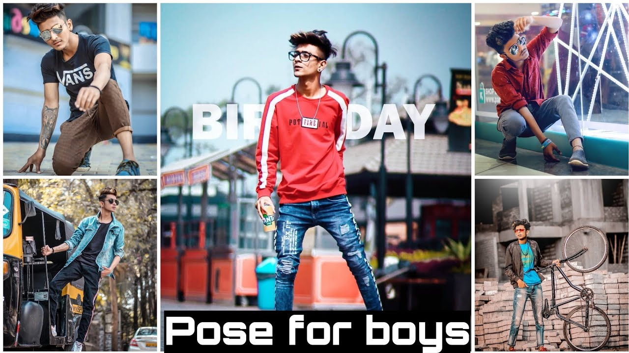 Best Poses For Photography For Boys 2019 Boy Photoshoot Style Photography Pose For Boys 2019 Photography Video