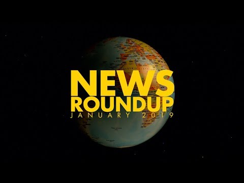 News Roundup - January 2019