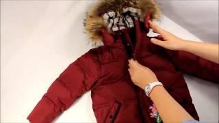 Куртка для мальчика зимняя Snowimage цвет бордовый р 110-134 арт SIDMY-V806(Куртка для мальчика зимняя Snowimage цвет бордовый р 110-134 арт SIDMY V806 Купить можно в магазине Нафаня по адресу..., 2015-09-27T13:09:19.000Z)
