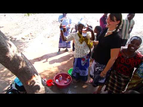 Peace Corps Volunteer Helps Educate Her Malawi Com...