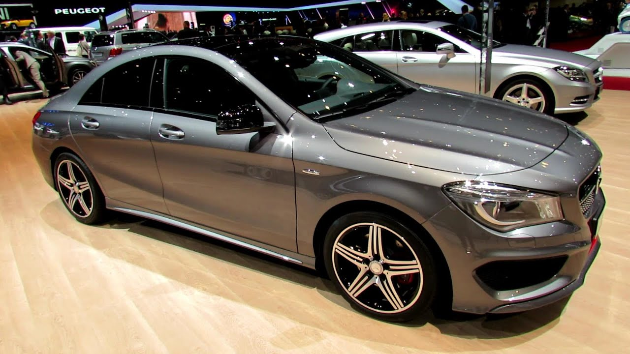 2014 mercedes benz cla class cla250 sport 4matic exterior and interior walkaround youtube. Black Bedroom Furniture Sets. Home Design Ideas