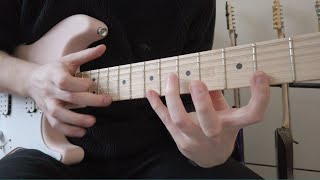 5 EASY Tapping Licks That Sound HARD 🎸🎵🎶🔥