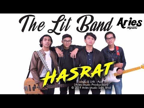 Free Download The Lit Band - Hasrat (official Lyric Video) Mp3 dan Mp4