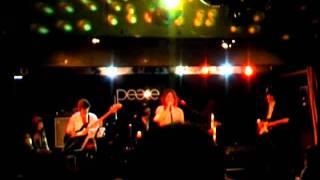 2012.02.12 荒戸ライブハウスPEACEにて RLYTONESと.comのセッショ...