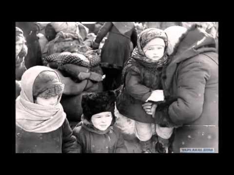 Дети ВОВ. Ужасы войны (19 минут)