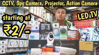 cheapest CCTV camera,Spy camera,Projector,Action camera,LED TV,Smart camera VANSHMJ