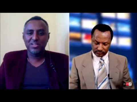 Oromia Media Network interview with Habtamu Ayalew 2017