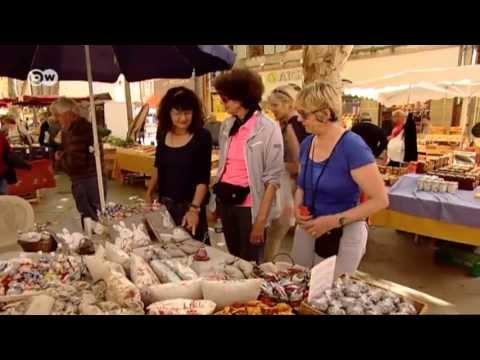 Ein Besuch in Aix-en-Provence | Euromaxx