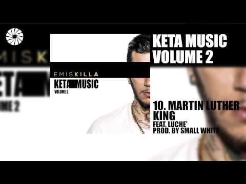 Emis Killa - Martin Luther King (feat. Luchè) - prod. by Small White - (Audio HQ)