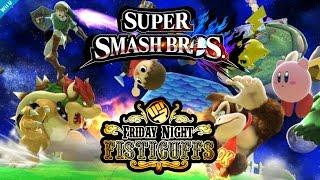 Friday Night Fisticuffs: Super Smash Bros. For Wii U