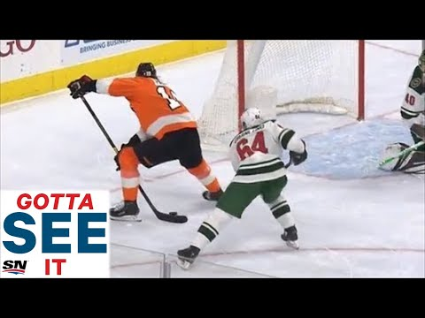 Gotta See It: Nolan Patrick Goes Between His Legs For Fantastic Goal Against Wild