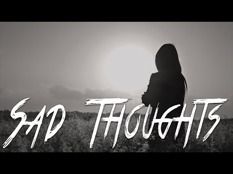 SAD THOUGHTS - Sad Beautiful Piano Rap Beat | Deep Storytelling Instrumental